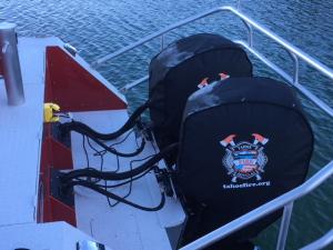 OCA Heated covers. Maintain operational readiness.