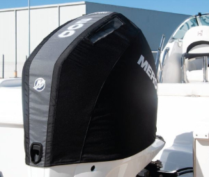 Mercury 200hp V6 vented Splash outboard cover