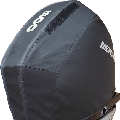 Mercury 300hp V8 vented Splash outboard cover