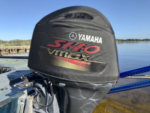 Yamaha SHO Vented outboard Splash cover