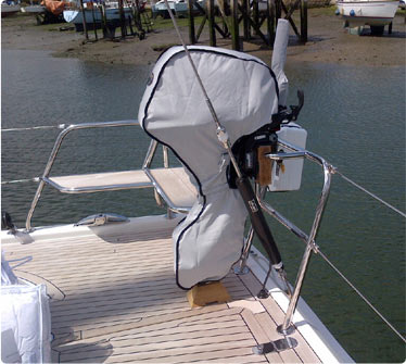Outboard Covers & Accessories - Full storage & towing protection