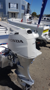 Honda BF50D vented outboard Splash cover.