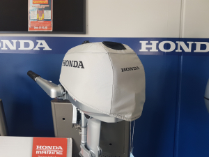 Honda BF4/5/6 vented outboard Splash cover.