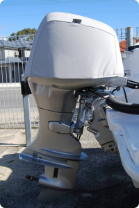 Honda BF50 Vented Outboard Splash Cover