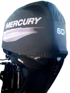Mercury 60hp official vented outboard cowling cover.