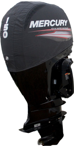 Mercury 150EFI official vented outboard cowling cover.