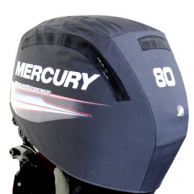 Mercury 80hp official vented outboard cowling cover.