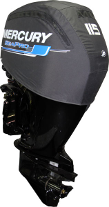 Mercury 115hp official vented outboard cowling cover.
