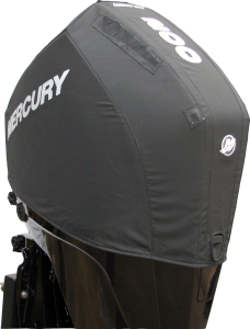 Mercury V6 200hp official vented outboard cowling cover.