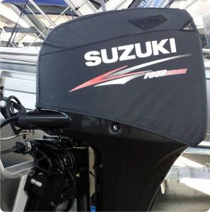 Suzuki DF70A vented outboard Splash cover.