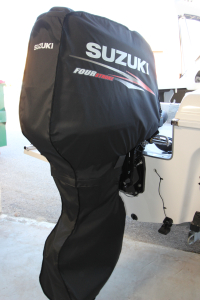 Suzuki DF200 Official storage and towing cover.