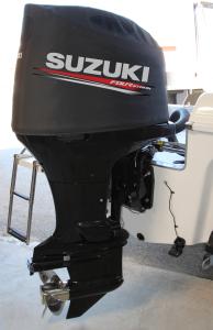 Suzuki DF200 Official vented outboard Splash cover.