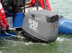 Suzuki DF175 Vented outboard Splash cover.