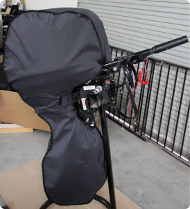 Suzuki DF30 Full storage and towing cover.