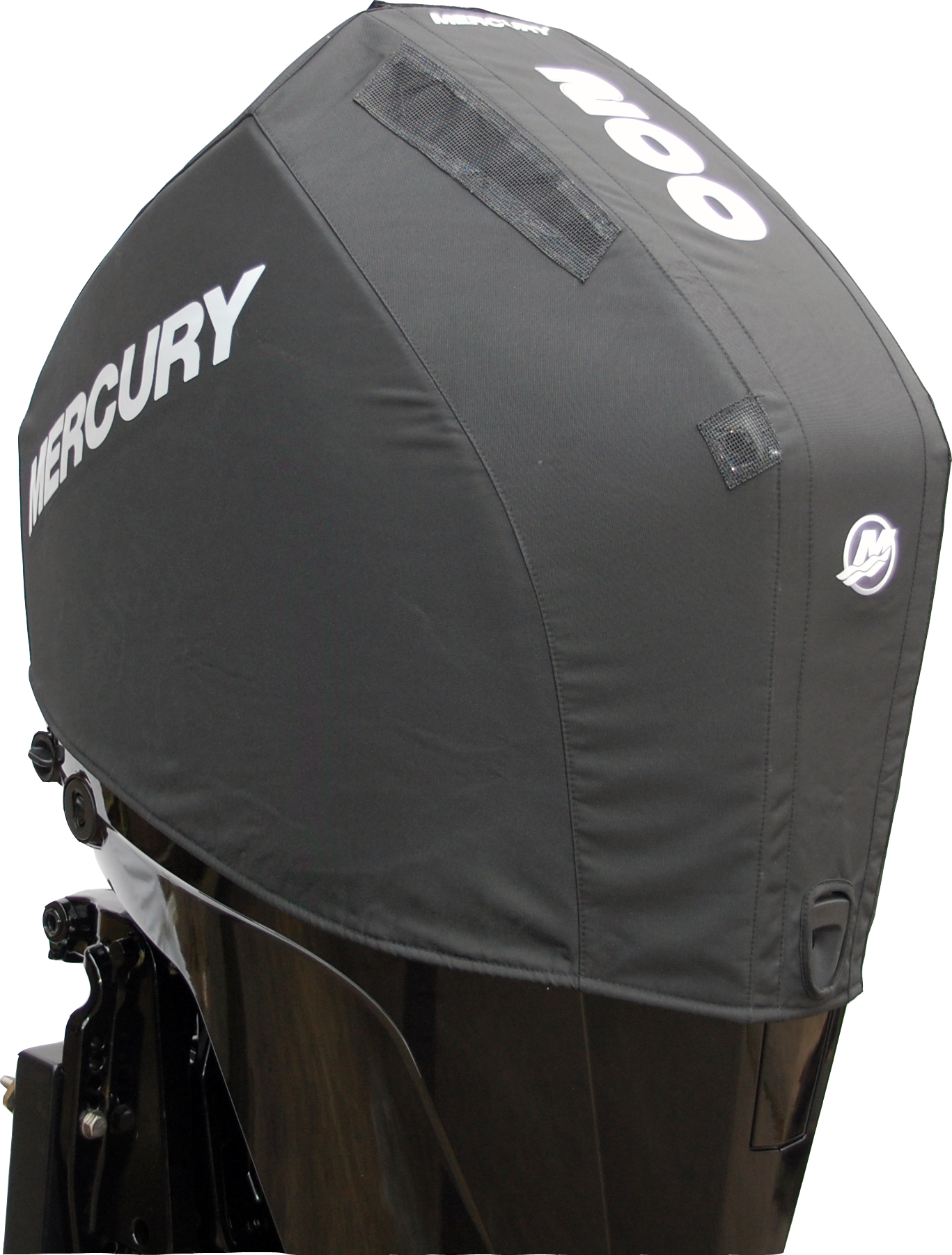 Mercury outboard covers - vented cowling protection