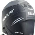 Mercury 350 Verado official vented outboard cowling cover.