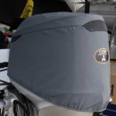 Honda BF60 Vented outboard Splash cover.