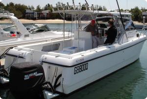 Suzuki DF250 vented outboard Splash cover.