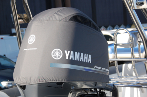 Yamaha F300 Official vented outboard Splash cover.