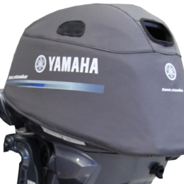 Yamaha F25 Light Weight Vented outboard Splash cover