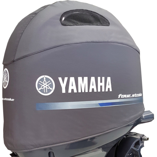 Yamaha F90/100 Vented outboard Splash cover