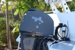 Yamaha F250 vented Splash Cover.
