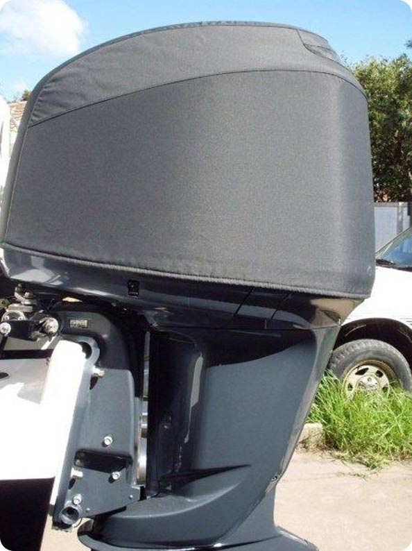 Outboard covers accessories yamaha outboard covers for Boat lift motor covers