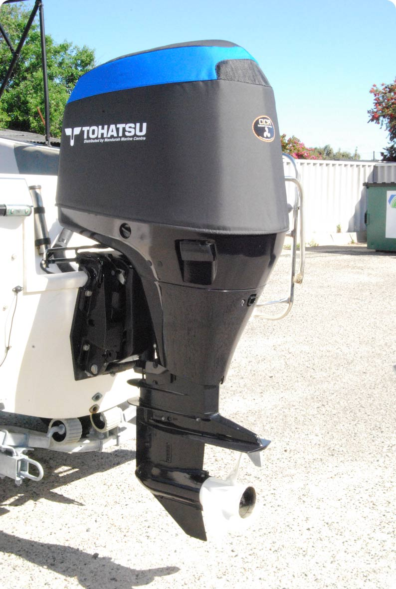 Outboard Covers & Accessories Tohatsu Outboard Covers