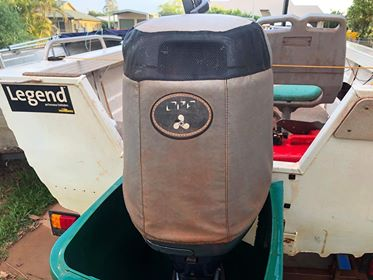 OCA custom outboard cover
