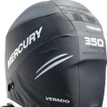 Mercury 350 Verado official vented outboard cowling cover.
