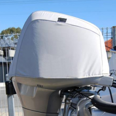 Honda BF50 Vented outboard Splash cover.