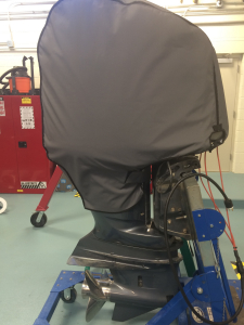 Yamaha heated outboard covers