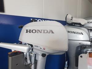 Honda BF4/5/6 Vented outboard Splash cover