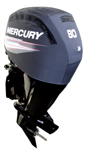 Mercury 2.1L Vented outboard cover