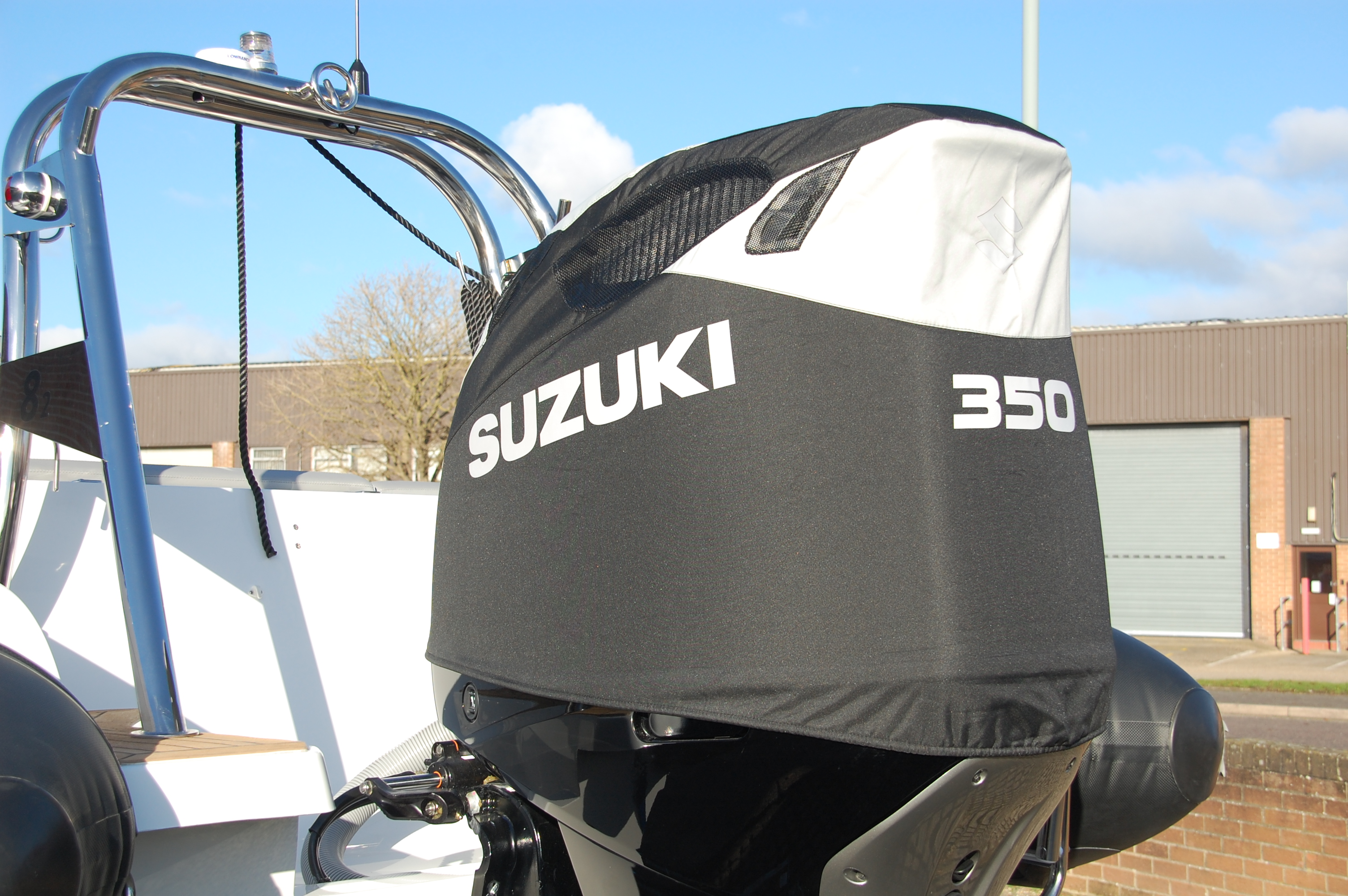 Outboard Covers & Accessories USA - The Manufacturers Choice