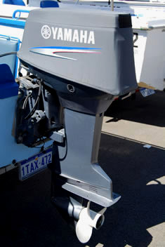Yamaha vented outboard cover. 2 stoke branded