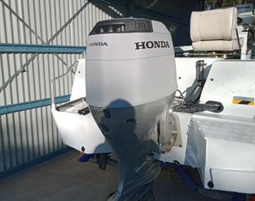 Honda BF150 Vented outboard cover