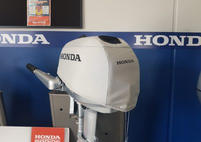 Honda BF6 Vented outboard cover